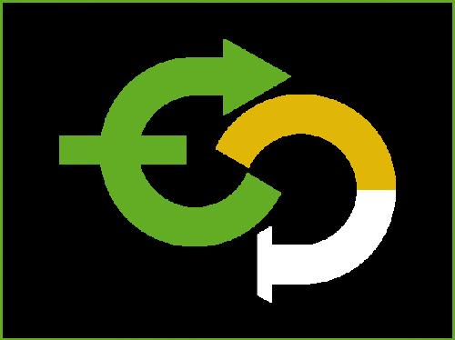 Pfand für Zigarettenstummel / Logo